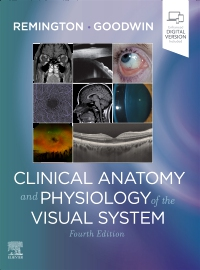 cover image - Clinical Anatomy and Physiology of the Visual System Elsevier eBook on VitalSource,4th Edition