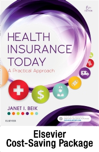 cover image - Beik Health Insurance Today pkg – TXT, WB, SCMO19,6th Edition