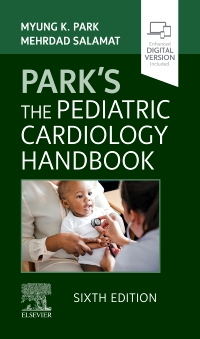 cover image - Park's The Pediatric Cardiology Handbook,6th Edition