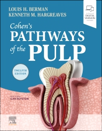 cover image - Evolve Resources for Cohen's Pathways of the Pulp,12th Edition