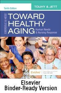 cover image - Ebersole & Hess' Toward Healthy Aging - Binder Ready,10th Edition