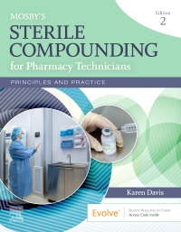 cover image - Evolve Resources for Mosby's Sterile Compounding for Pharmacy Technicians,2nd Edition