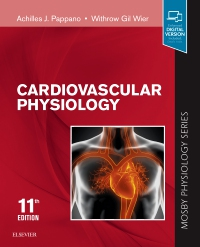 cover image - Evolve Resources for Cardiovascular Physiology,11th Edition