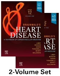 cover image - Braunwald's Heart Disease,2 Vol Set,12th Edition
