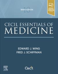 cover image - Cecil Essentials of Medicine,10th Edition
