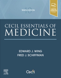 cover image - Cecil Essentials of Medicine Elsevier eBook on VitalSource,10th Edition