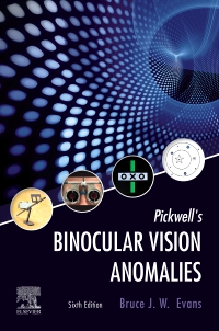 cover image - Pickwell's Binocular Vision Anomalies,6th Edition
