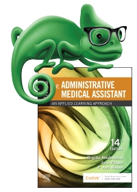 cover image - Elsevier Adaptive Quizzing for Kinn's The Administrative Medical Assistant,14th Edition