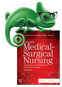 cover image - Elsevier Adaptive Quizzing for Lewis Medical-Surgical Nursing - Classic Version,11th Edition