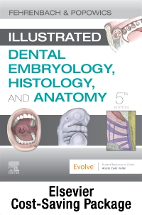 cover image - Illustrated Dental Embryology, Histology, and Anatomy - Text and Student Workbook Package,5th Edition