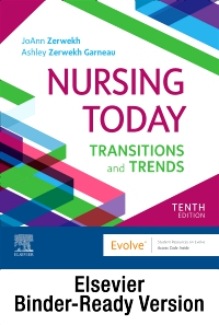 cover image - Nursing Today - Binder Ready,10th Edition