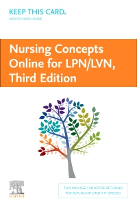 cover image - Nursing Concepts Online for LPN/LVN (Access Card),3rd Edition