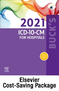 cover image - Buck's 2021 ICD-10-CM Hospital Edition, 2020 HCPCS Professional Edition & AMA 2020 CPT Professional Edition Package