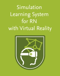 cover image - Simulation Learning System for RN with Virtual Reality - 3-year (eCm)