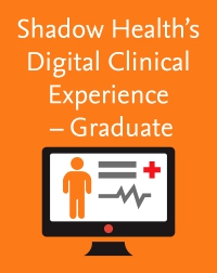 cover image - Advanced Pharmacology Digital Clinical Experiences