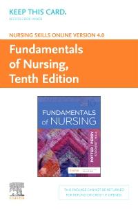 cover image - Nursing Skills Online Version 4.0 for Fundamentals of Nursing (Access Card),10th Edition