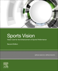 cover image - Sports Vision,2nd Edition