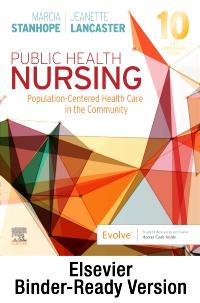 cover image - Public Health Nursing - Binder Ready,10th Edition