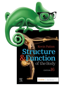 cover image - Elsevier Adaptive Quizzing for Structure & Function of the Human,16th Edition
