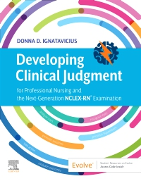 cover image - Developing Clinical Judgment Elsevier eBook on VitalSource
