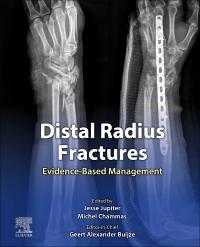 cover image - Distal Radius Fractures