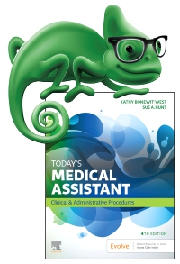 cover image - Elsevier Adaptive Quizzing for Today's Medical Assistant,4th Edition
