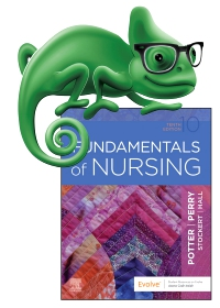 cover image - Elsevier Adaptive Quizzing for Potter Fundamentals of Nursing,10th Edition