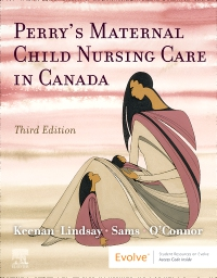 cover image - Evolve Resources to accompany Maternal Child Nursing Care, Third Canadian Edition,3rd Edition