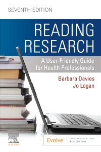 cover image - Evolve Resources for Reading Research,7th Edition