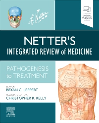 cover image - Netter's Integrated Review of Medicine, Elsevier E-Book on VitalSource