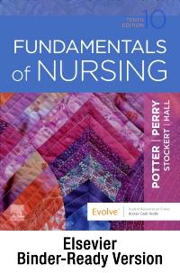 cover image - Fundamentals of Nursing - Binder Ready,10th Edition