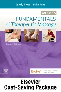 cover image - Fundamentals of Therapeutic Massage with Mosby's Essential Sciences for Therapeutic Massage 6e Package,7th Edition