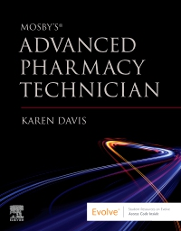 cover image - Mosby's Advanced Pharmacy Technician Elsevier eBook on VitalSource