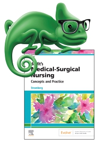 cover image - Elsevier Adaptive Quizzing for Medical-Surgical Nursing - Classic Version,4th Edition