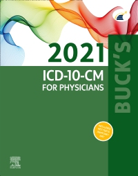 cover image - Buck's 2021 ICD-10-CM for Physicians