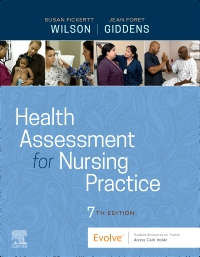 cover image - Health Assessment for Nursing Practice Elsevier eBook on VitalSource,7th Edition