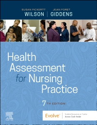 cover image - Evolve Resources for Health Assessment for Nursing Practice,7th Edition
