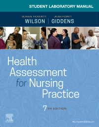 cover image - Student Laboratory Manual for Health Assessment for Nursing Practice,7th Edition