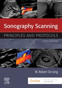 cover image - Sonography Scanning Elsevier eBook on VitalSource,5th Edition