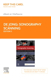 cover image - Sonography Scanning Elsevier eBook on VitalSource (Retail Access Card),5th Edition