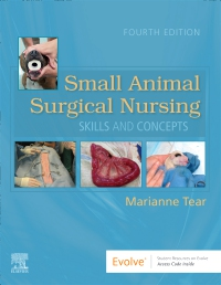 cover image - Evolve Resources for Small Animal Surgical Nursing,4th Edition