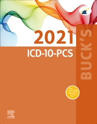 cover image - Buck's 2021 ICD-10-PCS - Elsevier E-Book on VitalSource