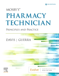 cover image - Evolve Resources for Mosby's Pharmacy Technician,6th Edition