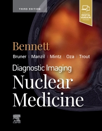 cover image - Diagnostic Imaging: Nuclear Medicine,3rd Edition