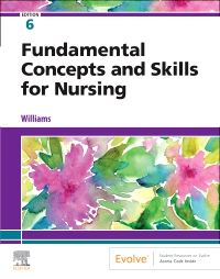 cover image - Evolve Resources for Fundamental Concepts and Skills for Nursing,6th Edition