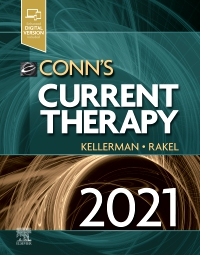 cover image - Conn's Current Therapy 2021