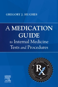 cover image - A Medication Guide to Internal Medicine Tests and Procedures, E-Book