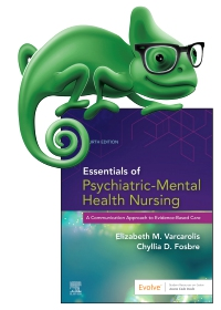 cover image - Elsevier Adaptive Quizzing Essentials of Psychiatric Mental Health Nursing,4th Edition