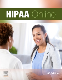 cover image - HIPAA Online,5th Edition