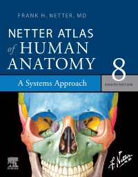 cover image - Netter's Atlas of Human Anatomy - E-Book,8th Edition